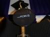 Mikrofon v kabinke